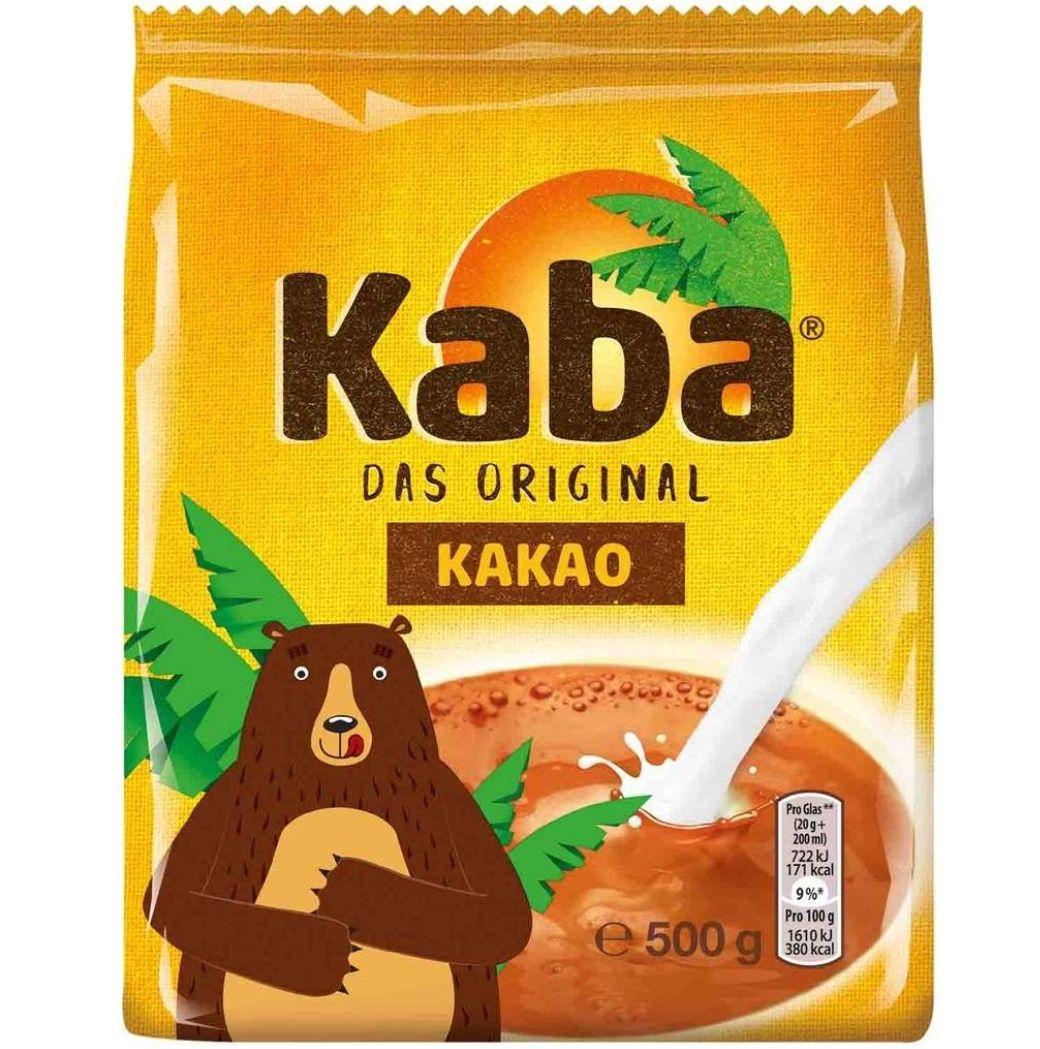 [Rewe] Kaba Kakaopulver 500g mit Marktguru Cashback + Rewe App für effektiv 1,10€