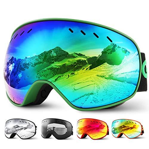 Glymnis Skibrille Snowboard Brille (Amazon Prime)