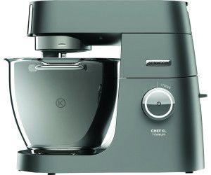 Kenwood Major Titanium System Pro Chef XL KVL8300S Küchenmaschiene