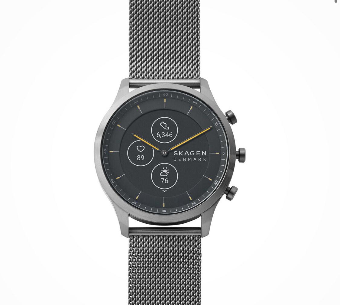 """Skagen Smartwatch """"Hybrid HR"""""""