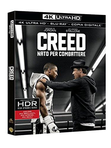 Creed - Rocky's Legacy (4K Blu-ray + Blu-ray) für 13,48€ inkl. Versand (Amazon.it)