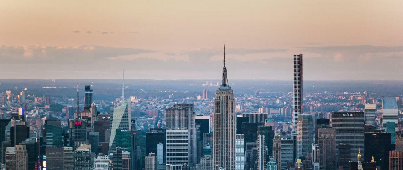 Flüge: 1 Woche New York im Juni ab Frankfurt