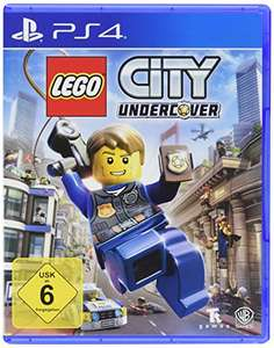 Lego City Undercover PS4 Disc Version bei Amazon Prime zum guten Preis
