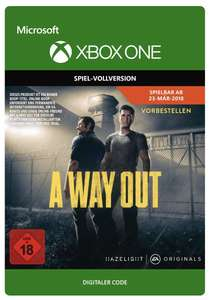 A Way Out [Xbox One Digital Download]