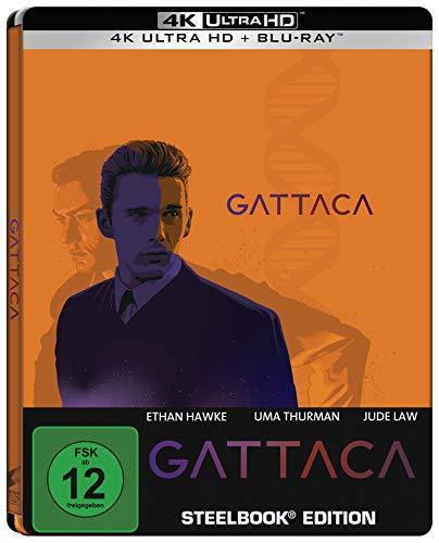 Gattaca Steelbook UHD + Blu-ray Steelbook [AMAZON]