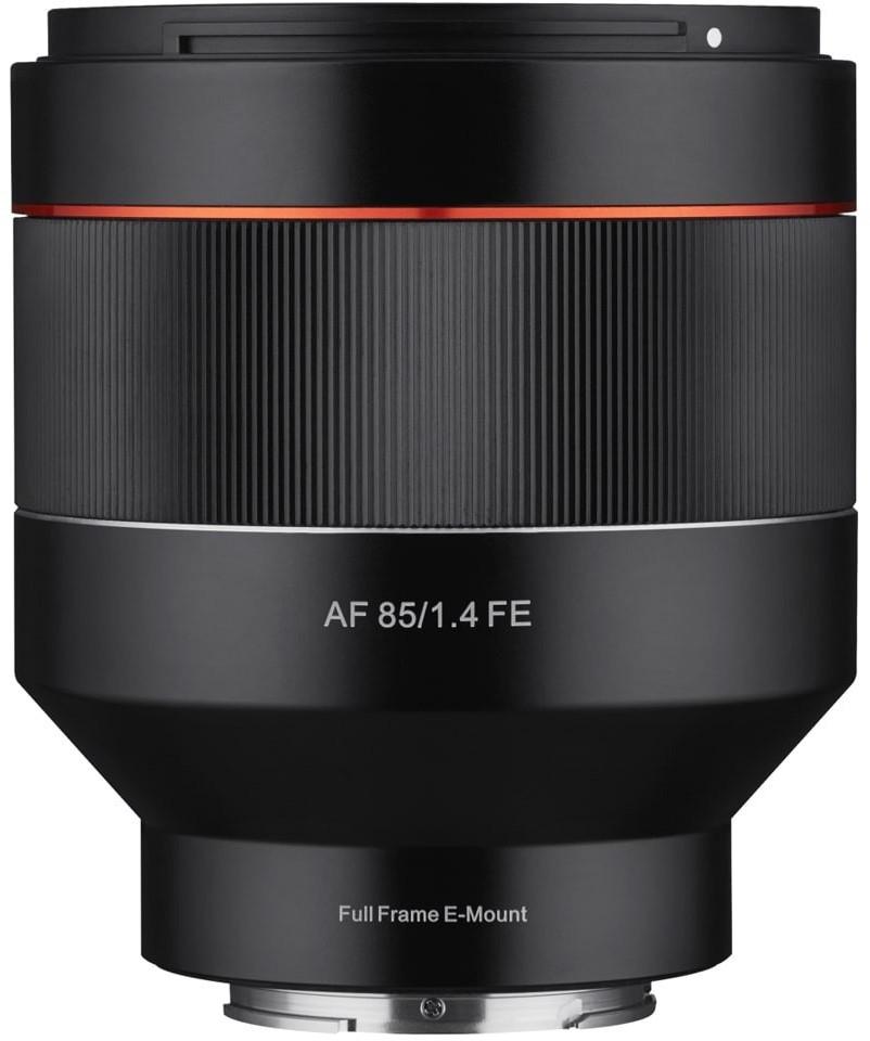 Samyang AF 85mm F1.4 Objektiv für Sony E-Mount