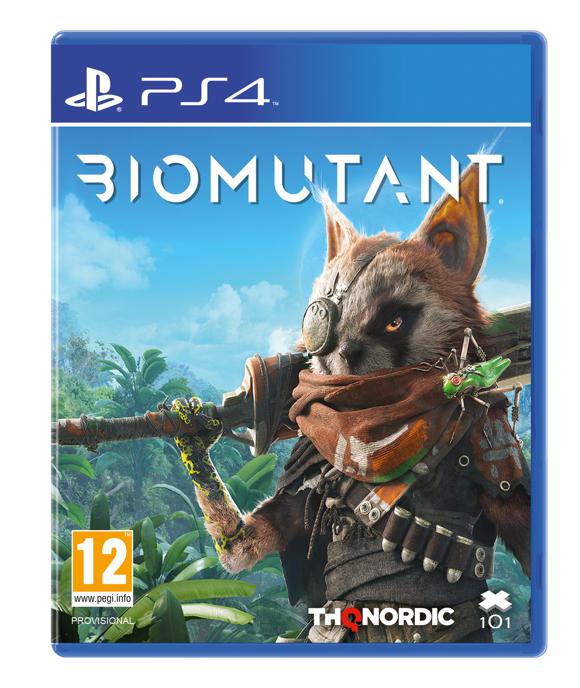 Biomutant [PS4 / XBOX]