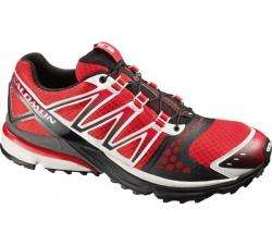 Salomon XR Crossmax Neutral (Herren) in Gr. UK7 & UK7.5, rot/schwarz (outdoorsports24.com)