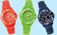 "[offline] Sempre Colour Watch ""Mini"" (Billig-Ice-Watch) ab morgen bei Aldi-Süd"