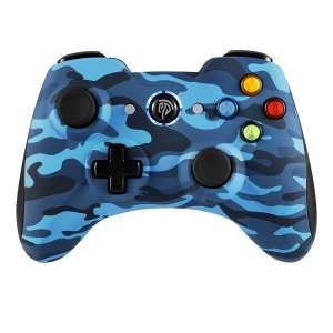 EasySMX Gaming Controller (PS3, PC, Android TV BOX) Dual Vibration, 8 Stunden Spielzeit