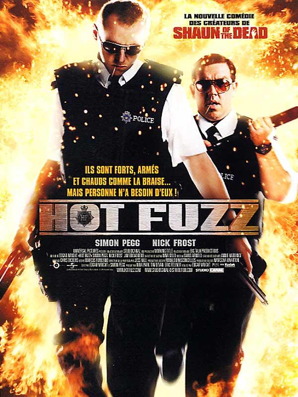 Hot Fuzz – Zwei abgewichste Profis (Blu-ray) für 3,99€ (Amazon Prime)