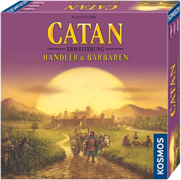 Die Siedler von Catan Erweiterung - Händler & Barbaren