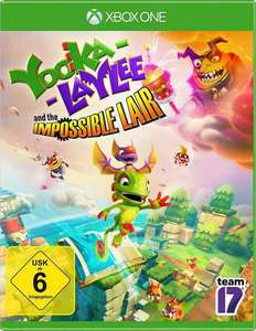 Yooka-Laylee and the Impossible Lair(Xbox One) [Otto UP Lieferflat]