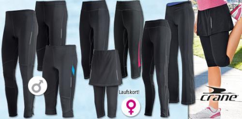 [offline @ Aldi-Süd ab 11.03.13] Verschiedene Laufhosen für Mann und Frau