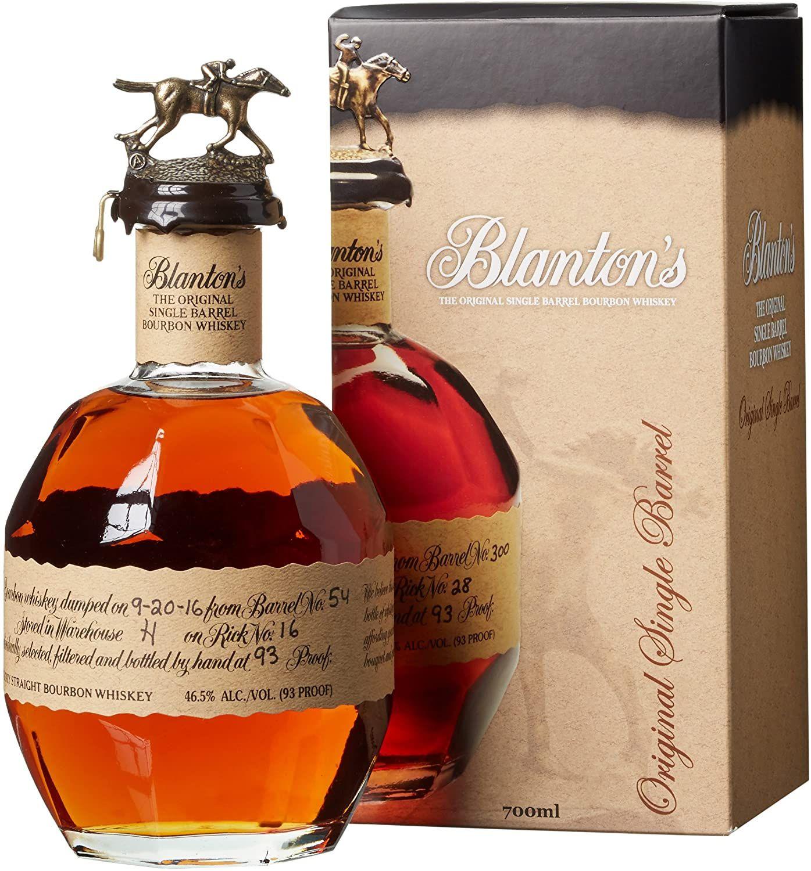 Blanton's Original Single Barrel 0,7l 46,5% für Wick und Whisky Fans zum guten Kurs