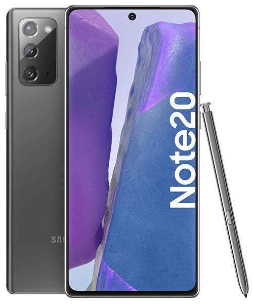 Samsung Galaxy Note 20 (256 GB) mit mobilcom-debitel Vodafone green LTE (10GB LTE) für 29€ ZZ & mtl. 24,99€ + 100€ Samsung Pay