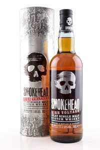 Mini-Whiskydeal: Smokehead High Voltage 58% vol. Islay Single Malt Scotch Whisky