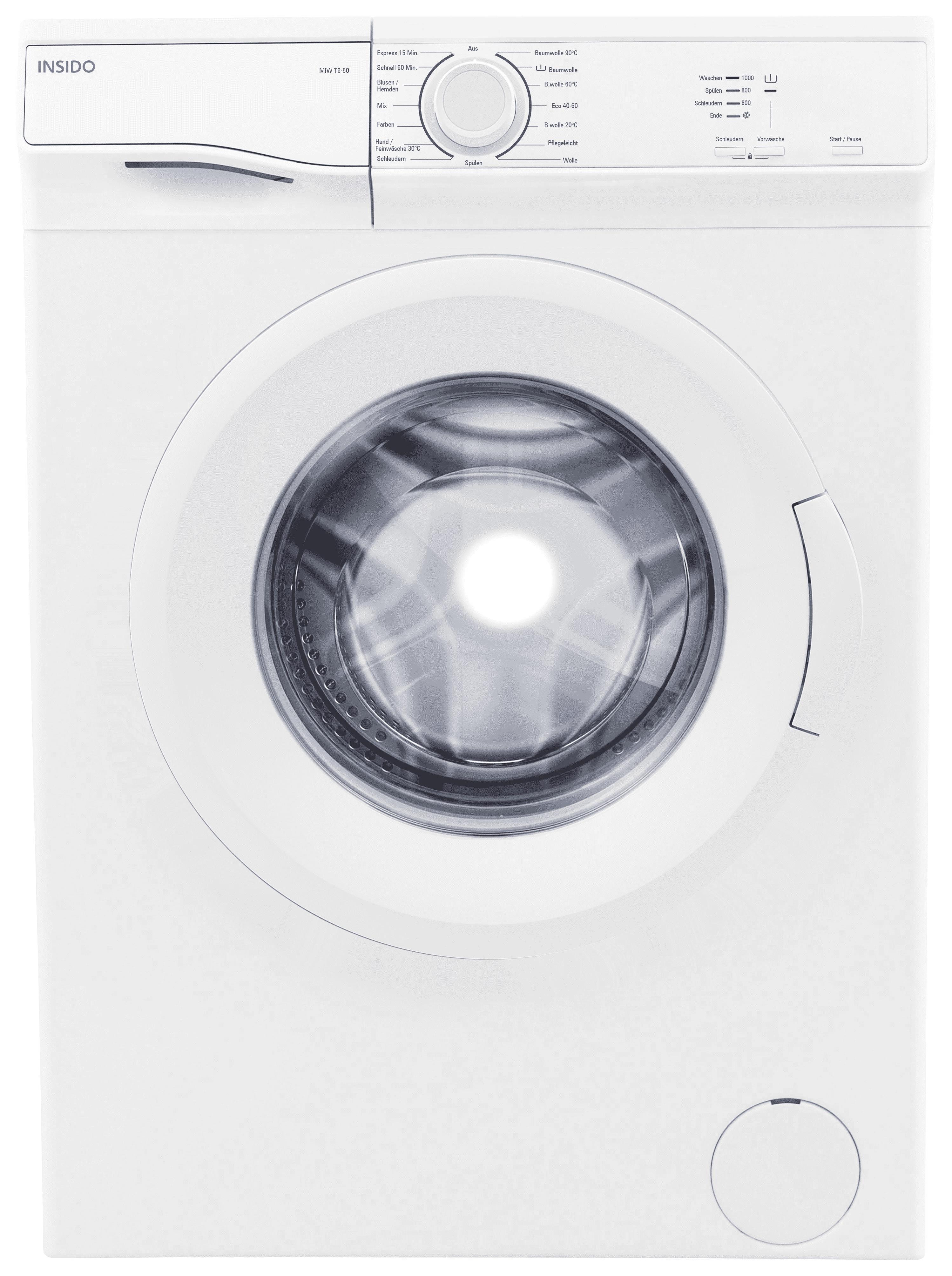 Günstige 5kg Waschmaschine bei mömax - Waschmaschine MIW T6-50