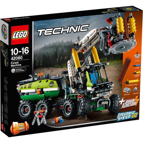 Galeria: Lego Technic Harvester 42080 (EOL)