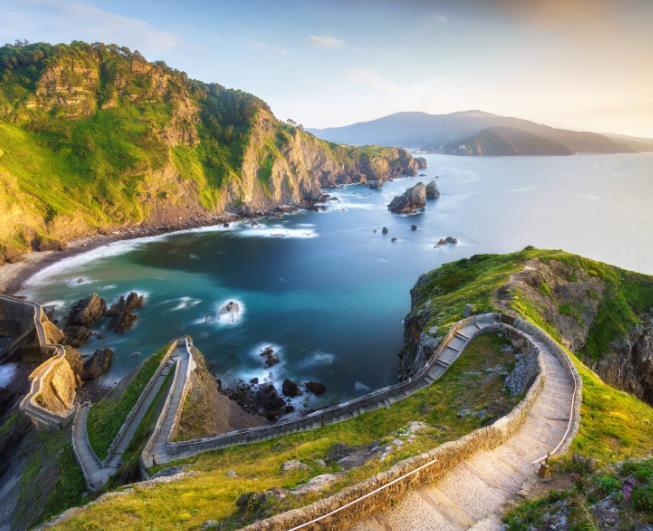 Flüge: Baskenland / Spanien (Mai-Juni) Nonstop Hin- und Rückflug mit Ryanair von Köln ab 11€
