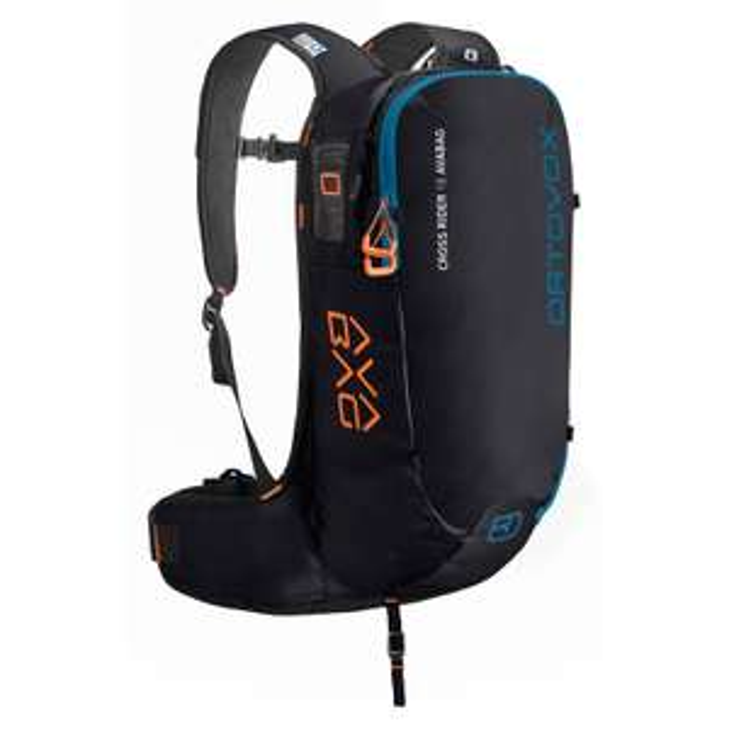 (Funktionelles) Ortovox Cross Rider 18 Avabag Airbag-Rucksack