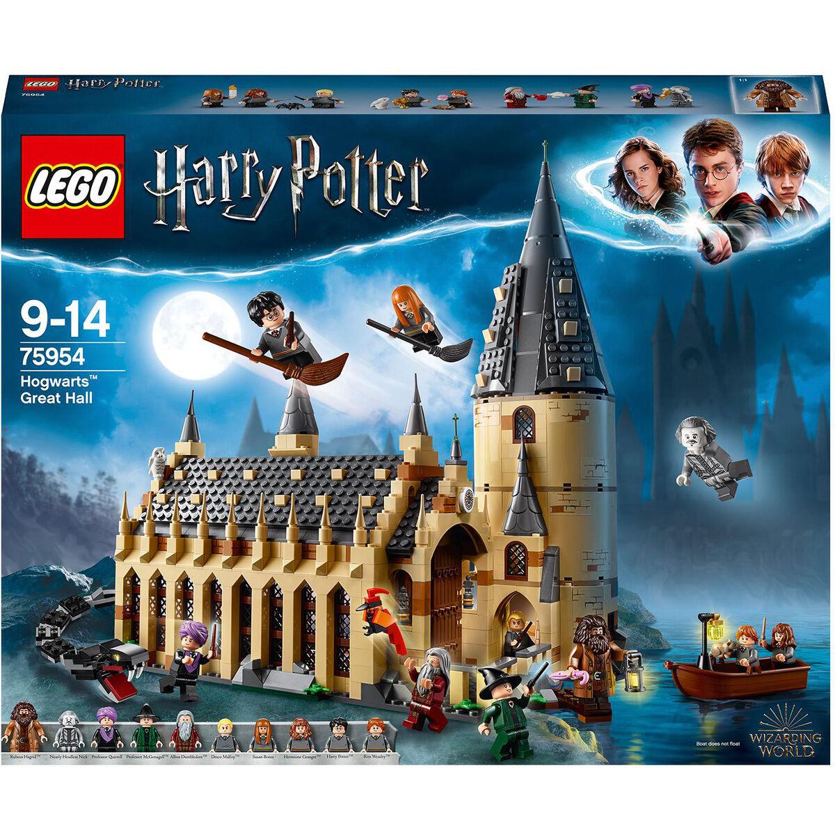 Lego Harry Potter - Große Halle von Hogwarts