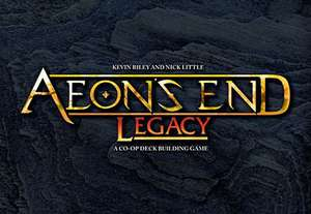 Aeon's End Legacy Vorbestellung