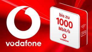[Kabel] Vodafone Red Internet & Phone 1000 Cable Aktion mit Apple AirPoids Pro und 100€ Amazon Gutschein für effektiv 820,76€