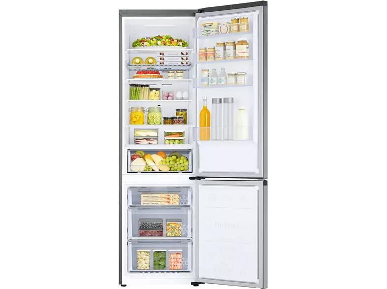 Samsung Kühl-Gefrier-Kombination RL38T602CSA / C - 169 kWh/Jahr / (B/H/T) 595 mm x 2030 mm x 658 mm
