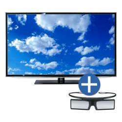 Samsung UE46ES6200 inkl. 2 3D Brillen für 666€ (gebraucht, deltatecc) bzw. 598,45€ (WHD ohne Brillen), VSK frei