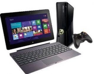 Asus Vivo Pad TF600T-1B140R 32GB mit Docking + Xbox 360 Slim 4Gb Amazon