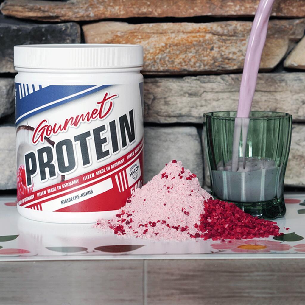 Bei Bodybuilding Depot bekommt ihr von dem neuen Gourmet-Protein 30g KOSTENLOS - 24h gültig auf 200 Stück limitiert!