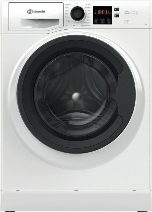 Bauknecht WM 9 M100 Waschmaschine (9kg, 1400 Upm, A+++ bzw. D, 45 Min Kurzprogramm, Mengenautomatik, Kindersicherung)