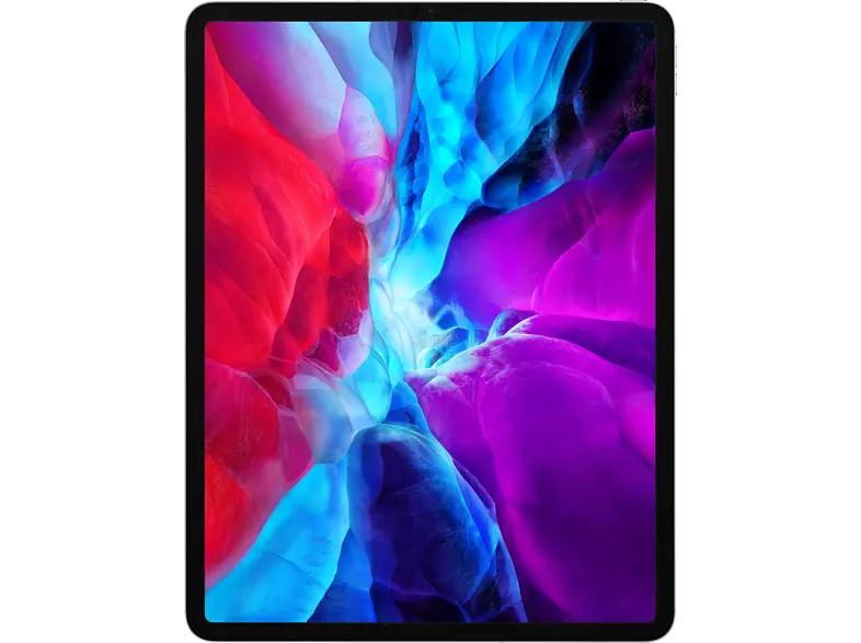 """Apple iPad Pro 12.9"""" 512GB, LTE, Silver - 4. Generation / 2020 MXF82FD/A"""