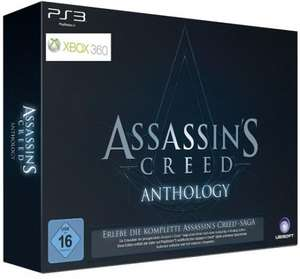 Assassin's Creed Anthology Edition