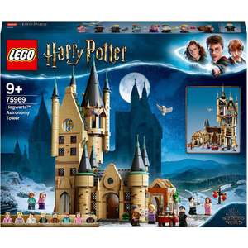 LEGO Harry Potter - Astronomieturm