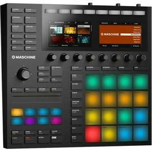Native Instruments MASCHINE MK3, Groove Production Studio [Musikinstrumente]
