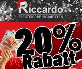 20% auf Hardware bei Riccardo