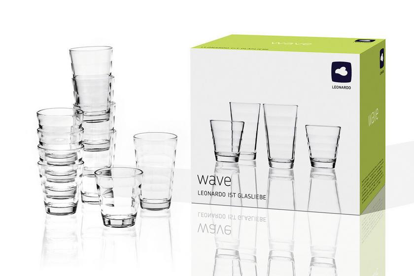 Leonardo Wave Gläserset Gläser (Abholer)