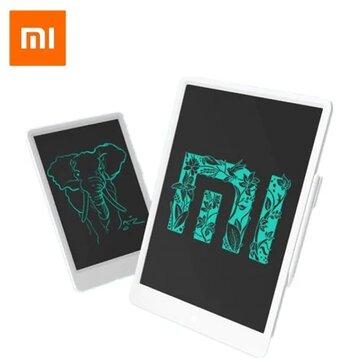 Xiaomi LCD Schreibtafel mit Stift 10 Zoll, 2 Jahre Batterie, 7g Stift für 12€; Versand aus der EU