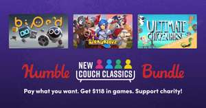 HUMBLE NEW COUCH CLASSICS BUNDLE (Steam) ab 1€