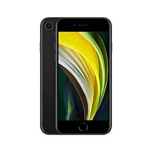 iPhone SE (2020) - 64GB - Schwarz - Amazon