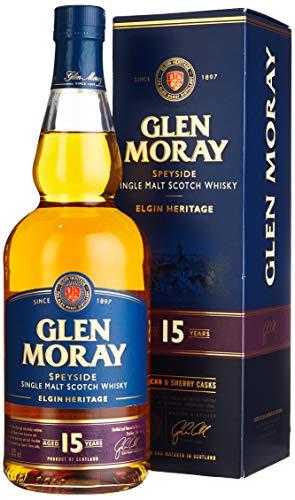 (prime) Glen Moray 15 Jahre Single Malt Whisky 0,7l 40%