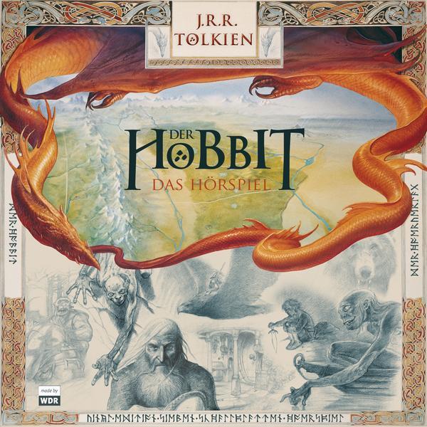 J.R.R. Tolkien - Der Hobbit-Das Hörspiel (180 Gramm Vinyl-Edition)