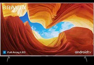 SONY KD-65XH9077 LED TV (Flat, 65 Zoll / 164 cm, UHD 4K, SMART TV