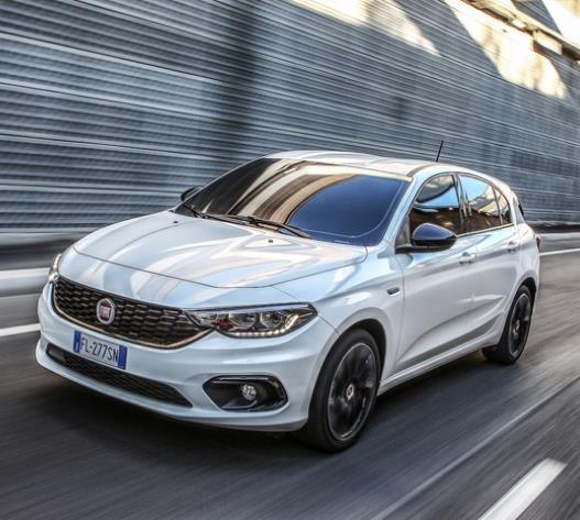 Privatleasing: Fiat Tipo / 95PS (sofort verfügbar / TZ 2020) für 55€ (eff 85€) monatlich - LF: 0,27