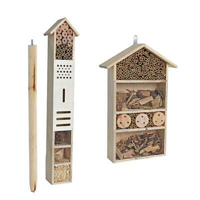 Estexo Insektenhotel XL in 2 Größen für je 13,95€ (statt 20€)