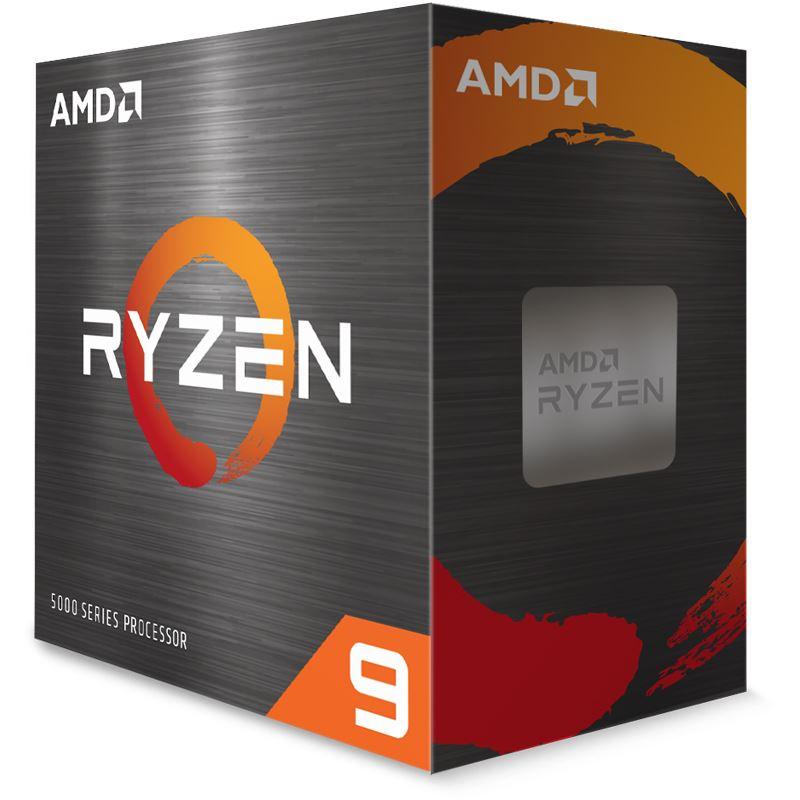 AMD Ryzen 9 5900X 12C/24T 3.70-4.80GHz boxed ohne Kühler
