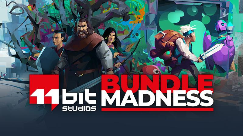 11 Bit Studios Bundle Madness [Steam direkt]