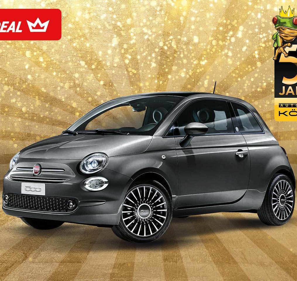 [Privatleasing] Fiat 500C Cabrio (70 PS) für mtl. 55€ + 555€ ÜF + 555€ (eff. mtl. 101,25€), LF 0,28, GF 0,51, 24 Monate, sofort verfügbar